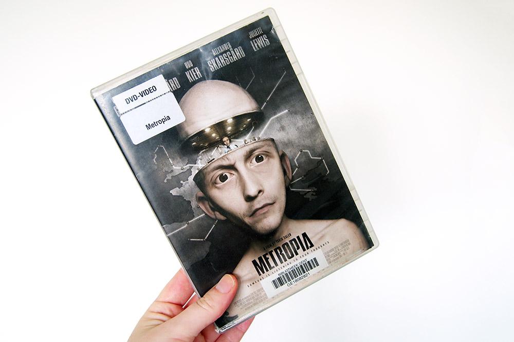 Film Metropia - Tarik Saleh