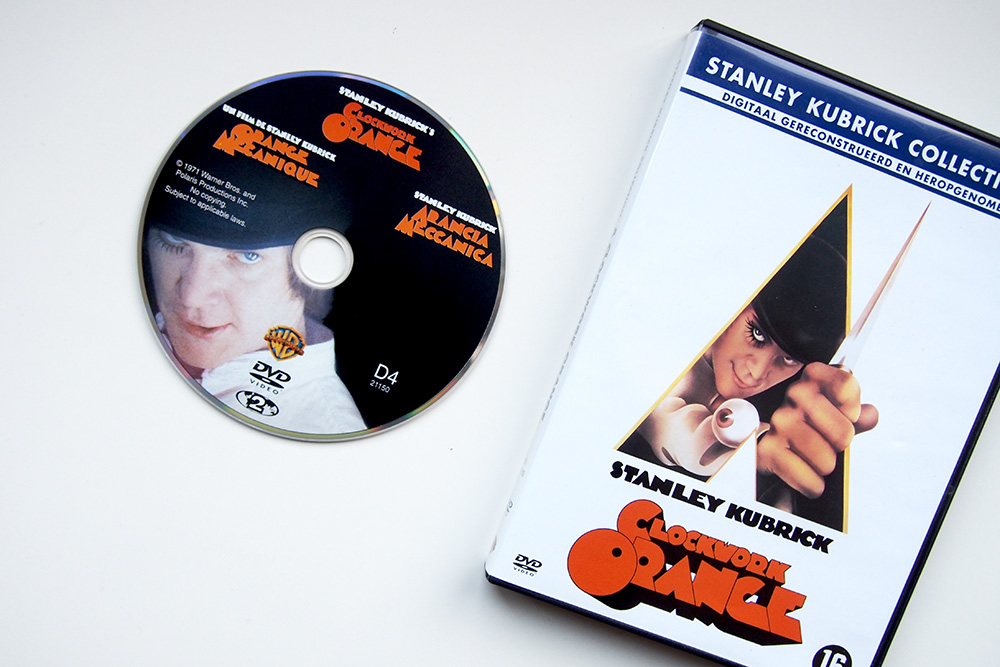 A Clockwork Orange film