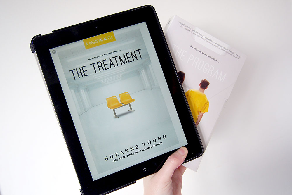 The Treatment - Suzanne Young