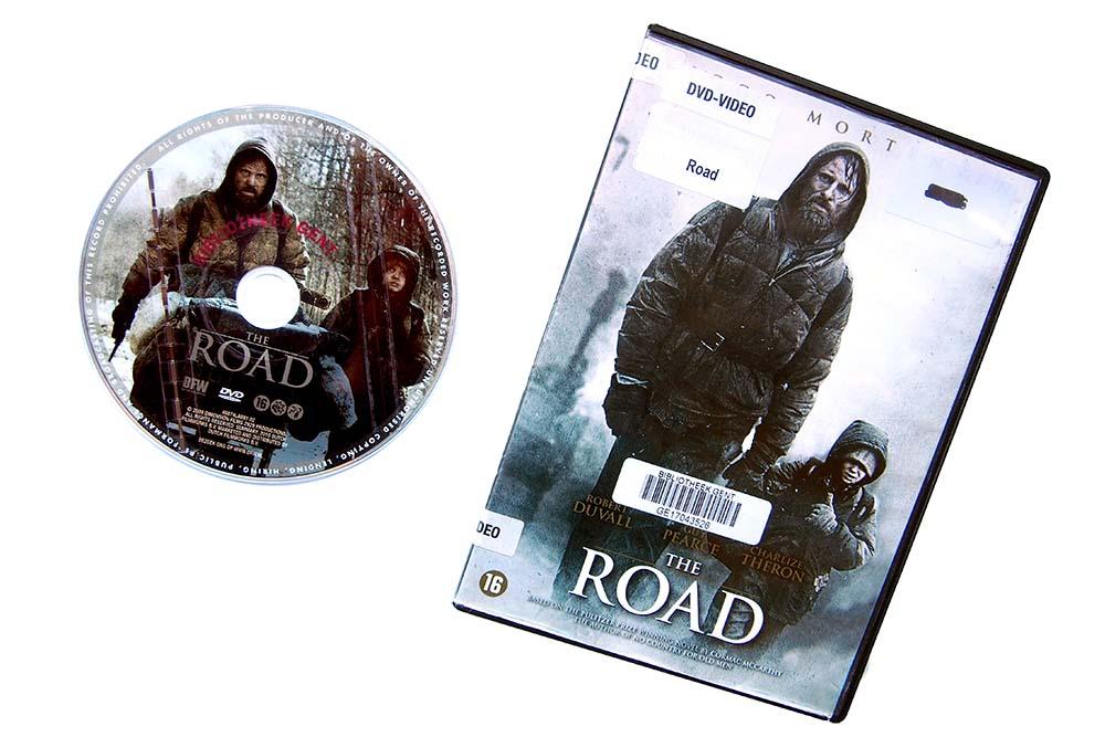 Boekverfilming: The Road