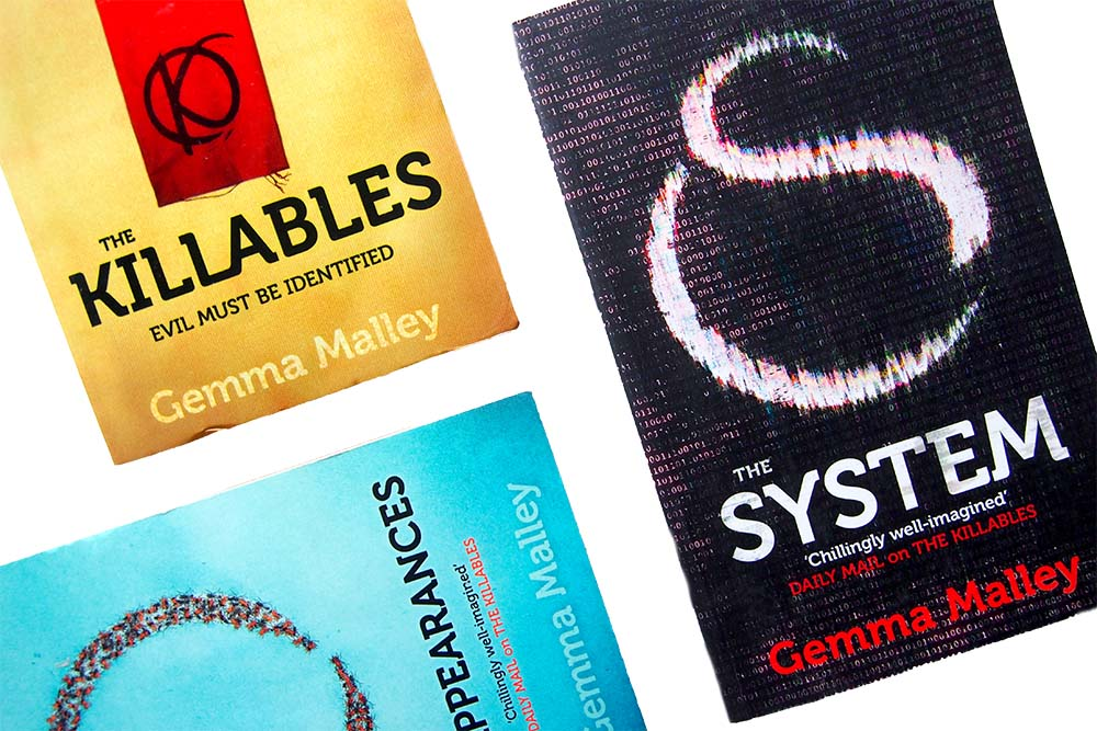 The System - Gemma Malley