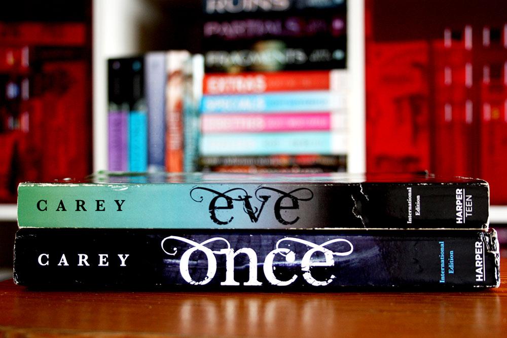 Eve - Once - Anna Carey