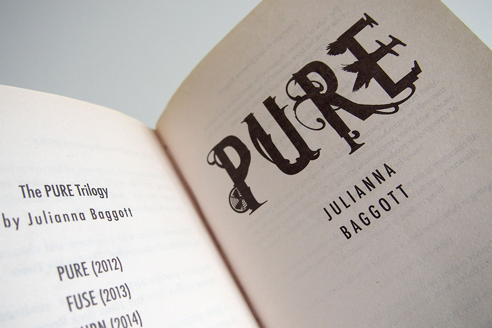 Pure - Julianna Baggott