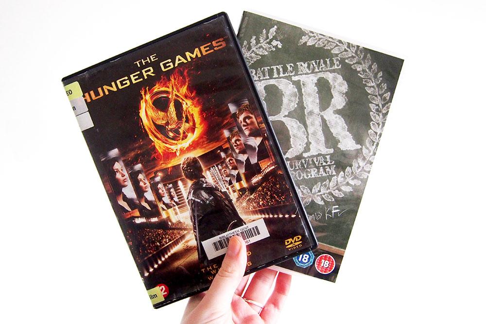 Battle Royale vs. The Hunger Games