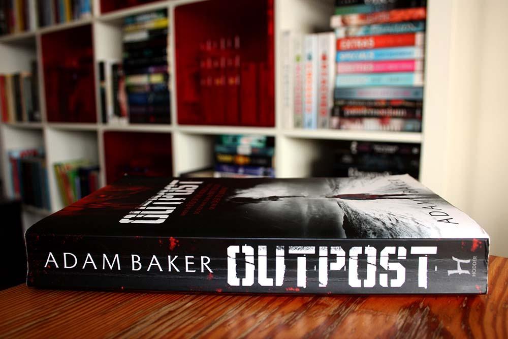 De Slegte Book Haul 13-11-2015: Outpost - Adam Baker