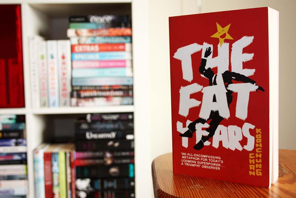 De Slegte Book Haul 13-11-2015: The Fat Years - Chan Koonchung