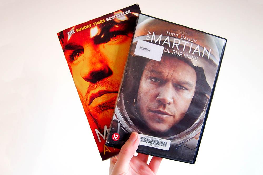 The Martian film