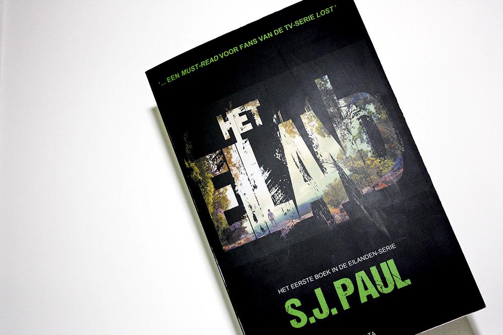 Het Eiland - S.J. Paul
