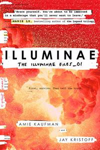 Illuminae: een bijzondere vertelling over de ruimte