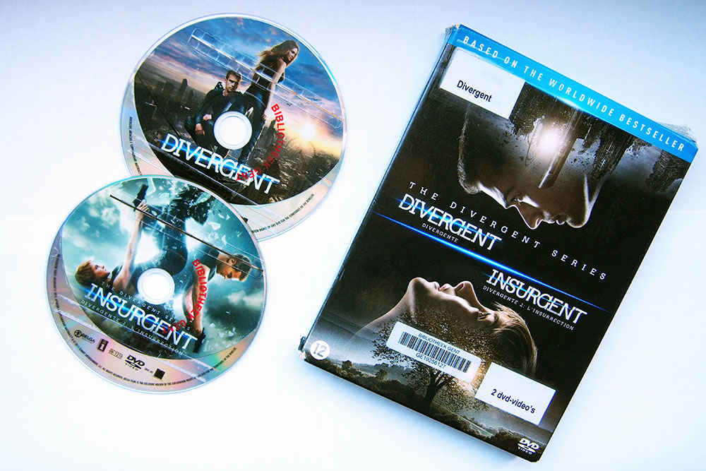 Divergent verfilming