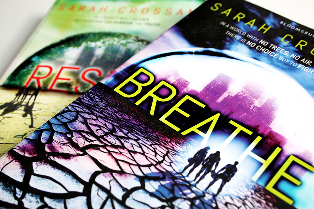 Breathe- Sarah Crossan