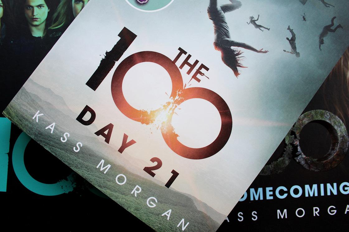 Day 21 - Kass Morgan