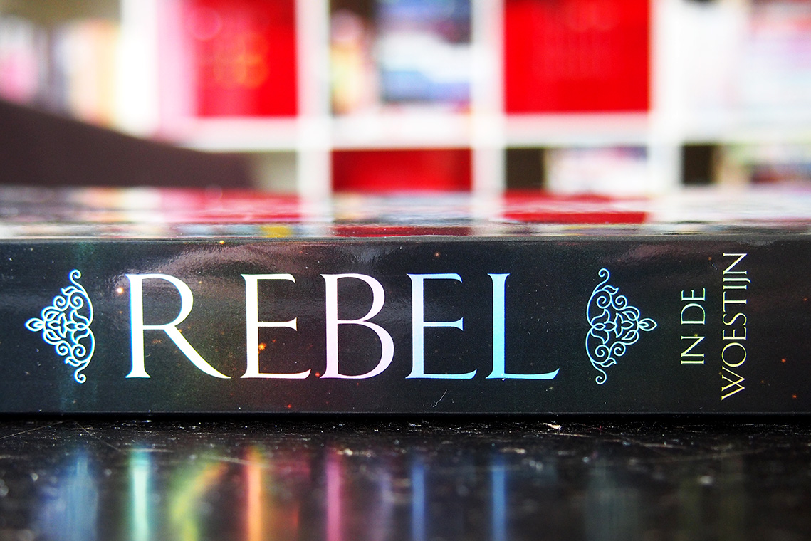 Rebel in de woestijn - Alwyn Hamilton