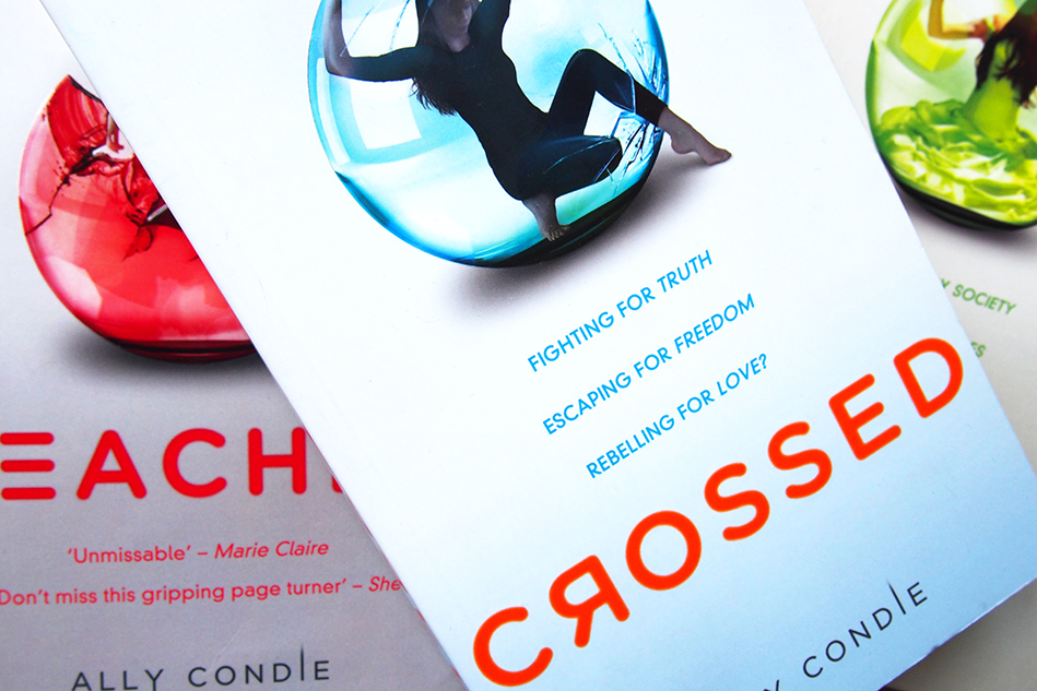 Matched - Crossed - Reached