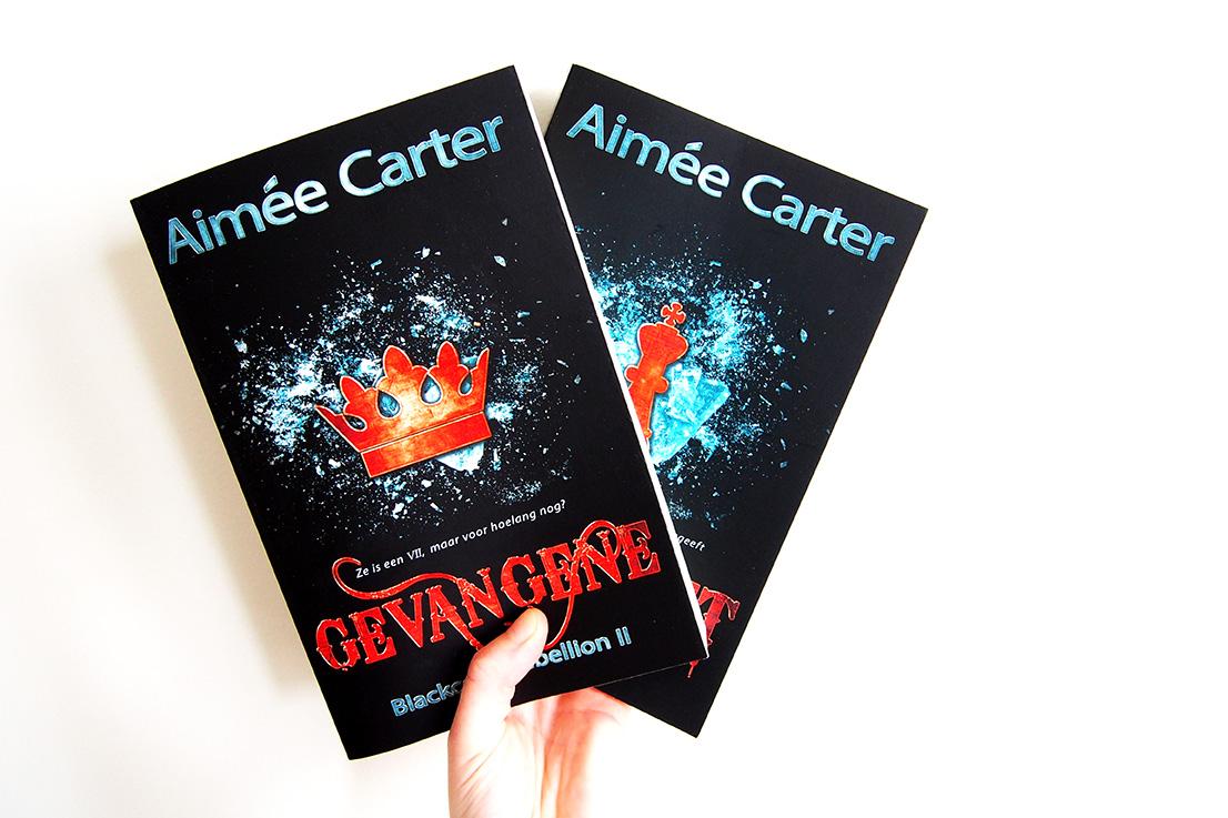 Gevangene  - Aimée Carter