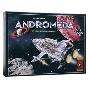 Bordspel: Andromeda