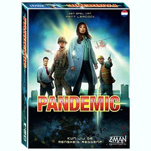 Bordspel: Pandemie