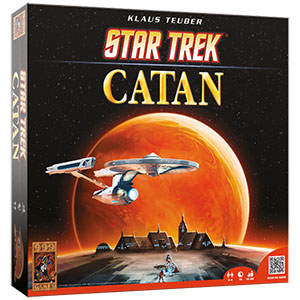 Bordspel: Star Trek Catan
