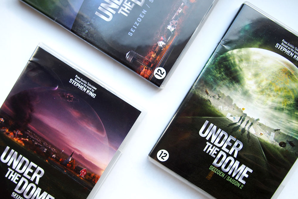 Under the Dome seizoen 2