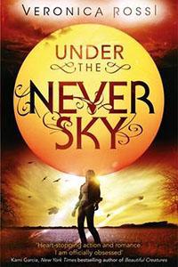 Under the Never Sky: avontuurlijk verhaal in een stormachtige wereld