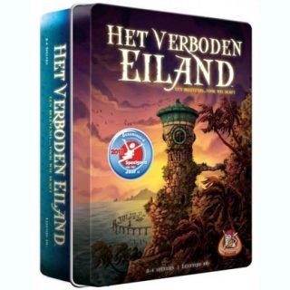 Het verboden eiland: een spannend bordspel dat je samen wint