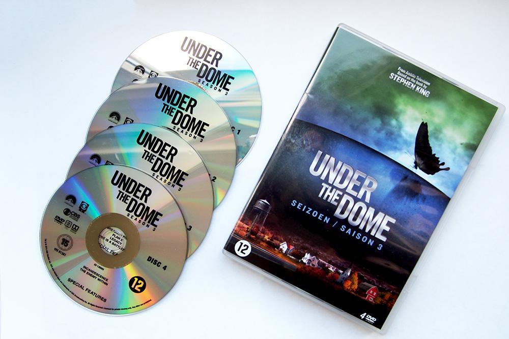 Under the Dome seizoen 3