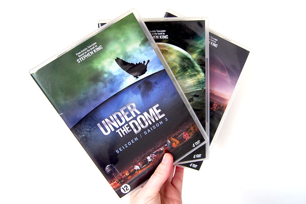 Under the Dome seizoen 3