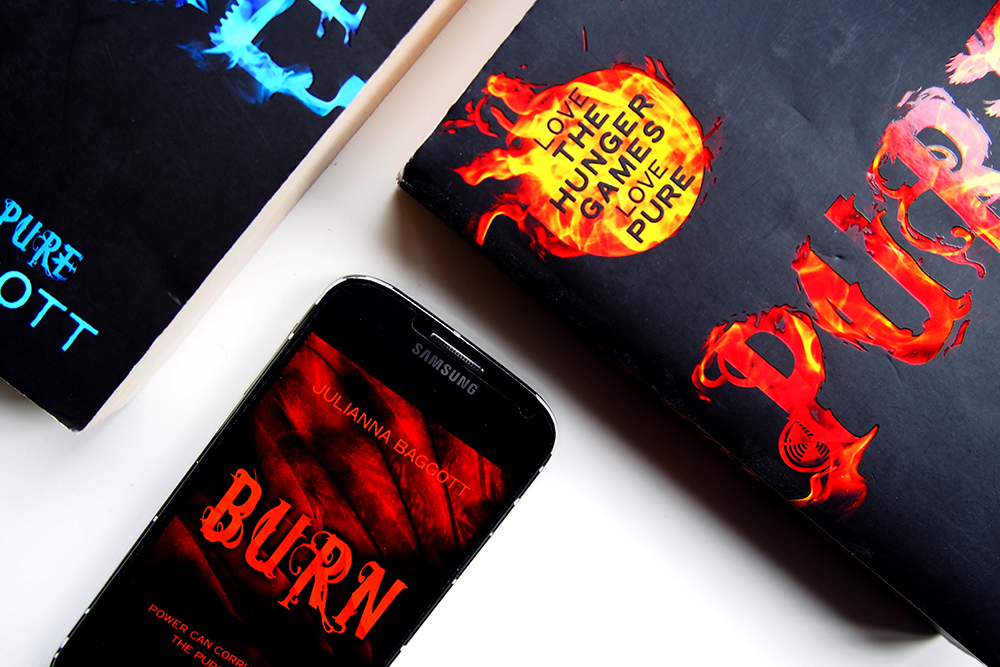 Burn - Julianna Baggott