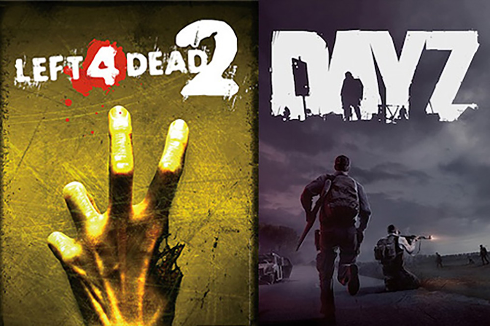 5 games voor fans van The Walking Dead