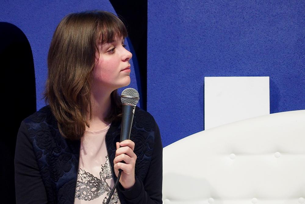 Young Adult Convention Boekenbeurs: Estelle Maskame