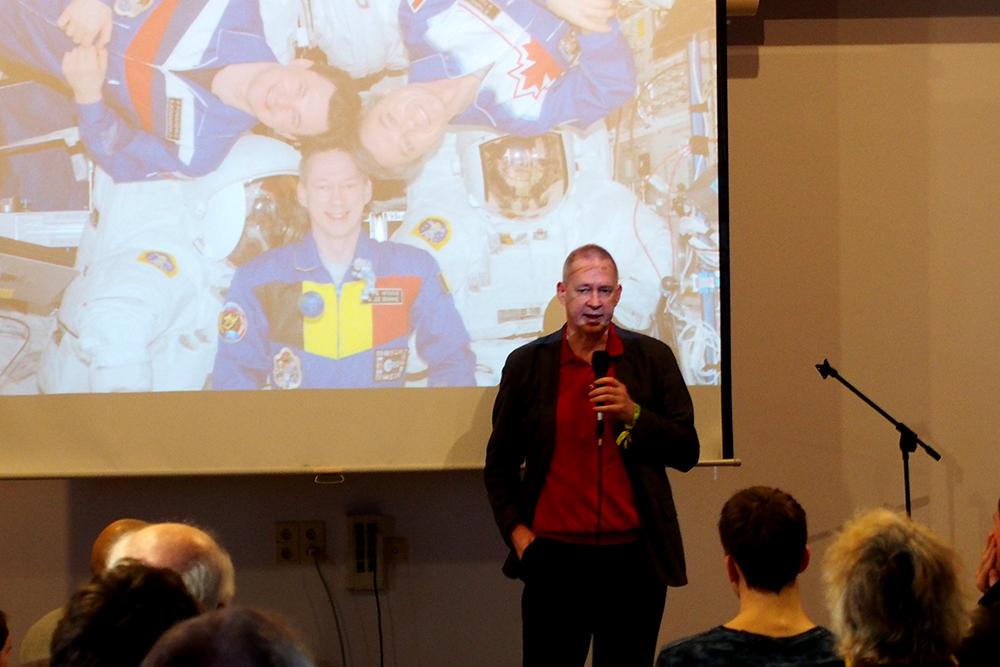 Frank De Winne astronaut