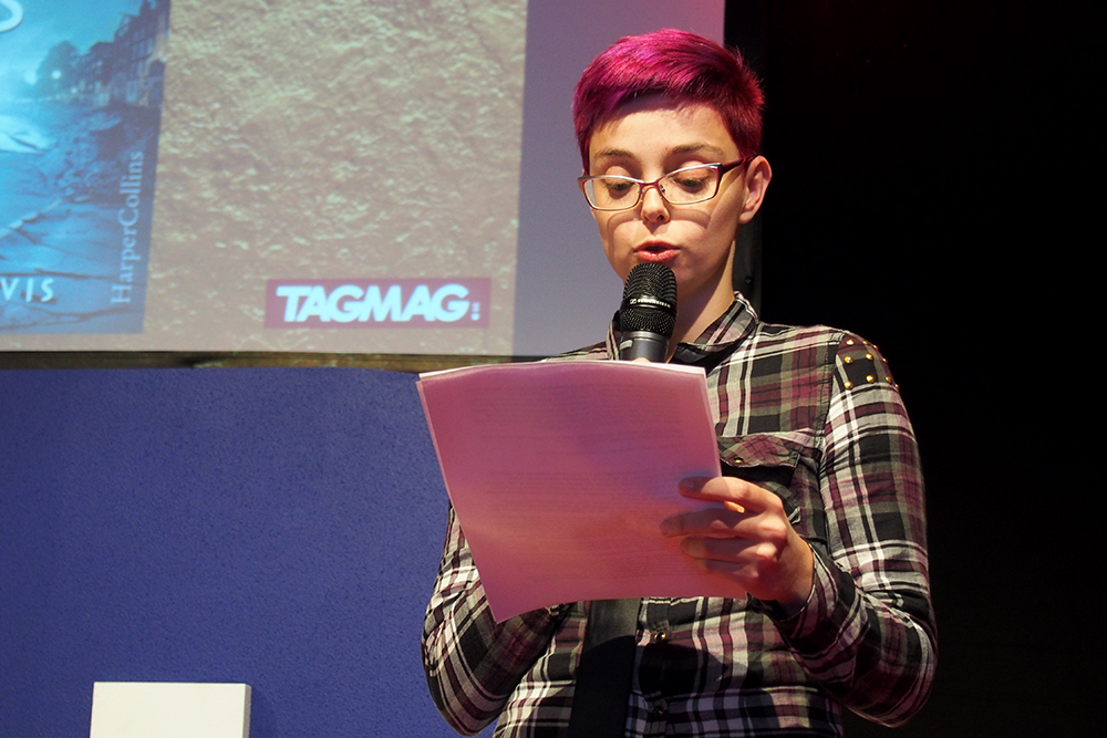 Young Adult Convention Boekenbeurs: Corinne Duyvis