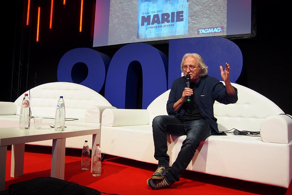 Young Adult Convention Boekenbeurs: Marc De Bel