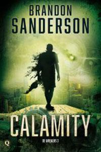 Calamity: een wervelend einde voor de Wrekers trilogie