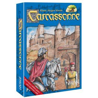 Carcassonne: Onze huidige bordspelverslaving