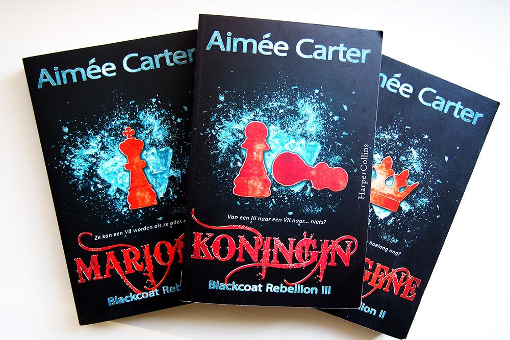 Koningin - Aimée Carter