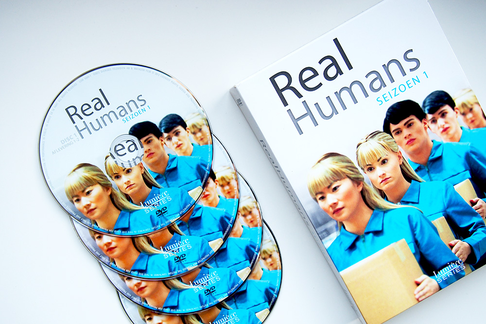 Real Humans Season 1