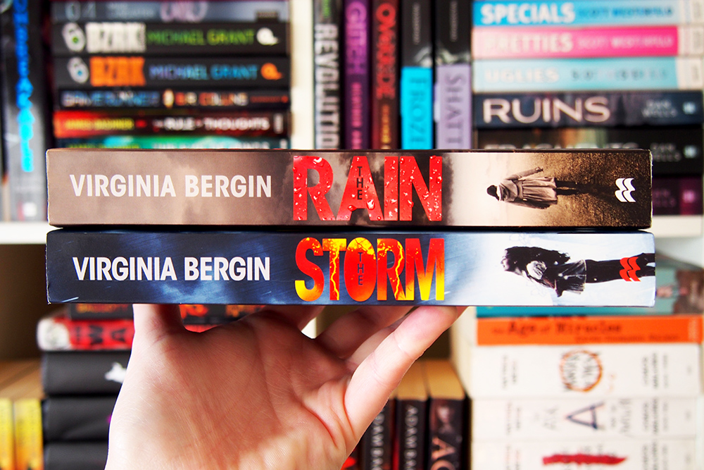 The Storm Virginia Bergin