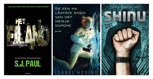 Young Adult Science Fiction van eigen bodem