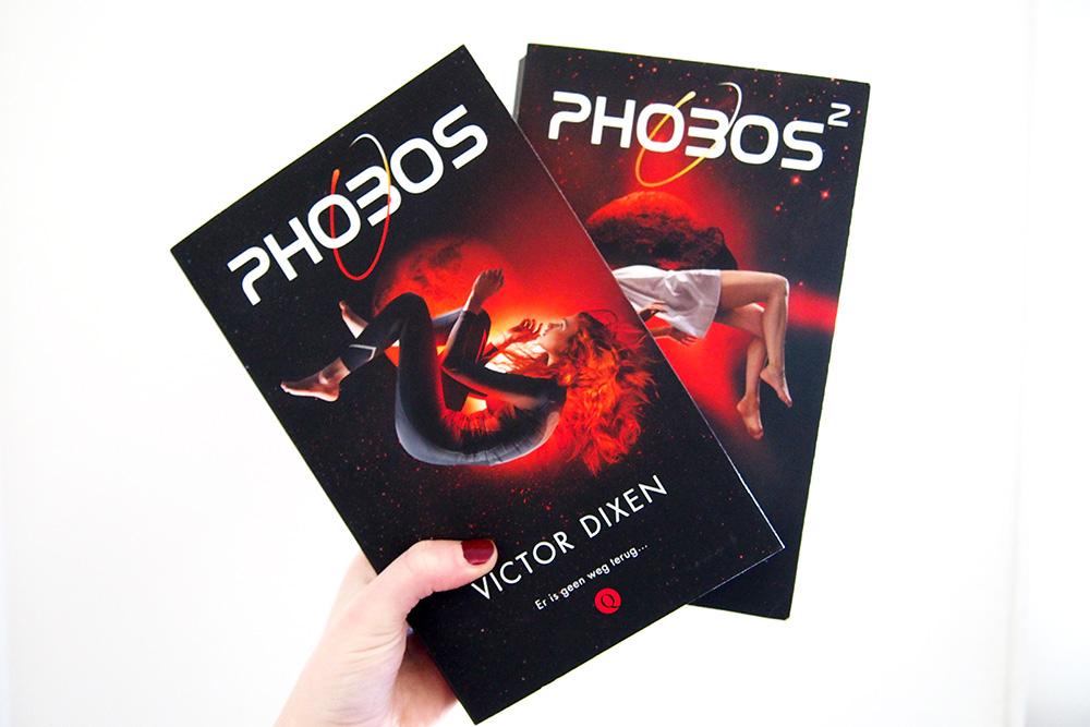 Phobos 2 - Victor Dixen