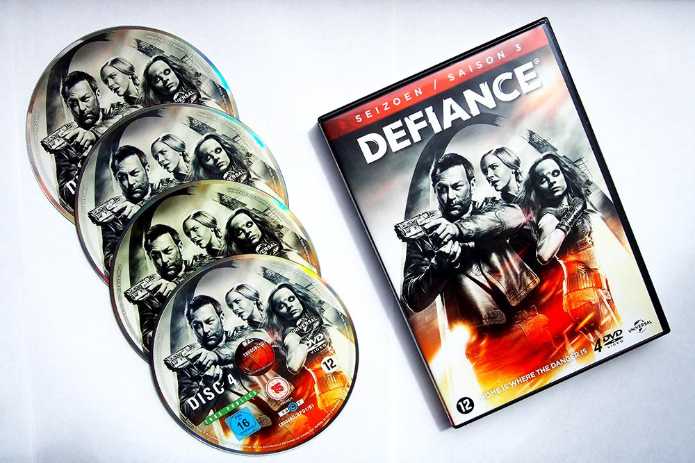 Defiance seizoen 3