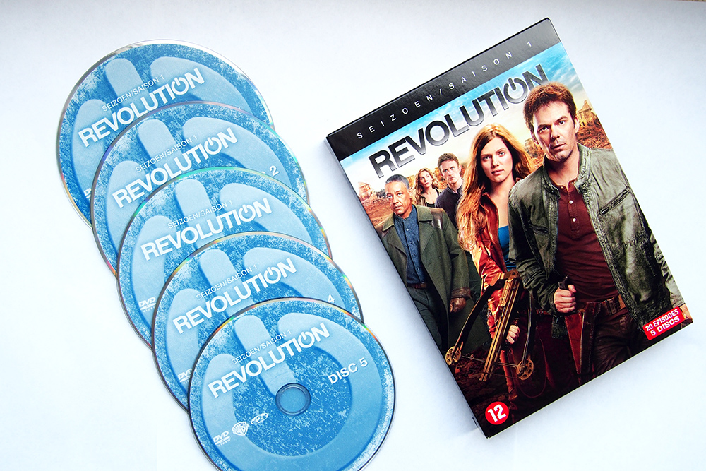 Revolution seizoen 1