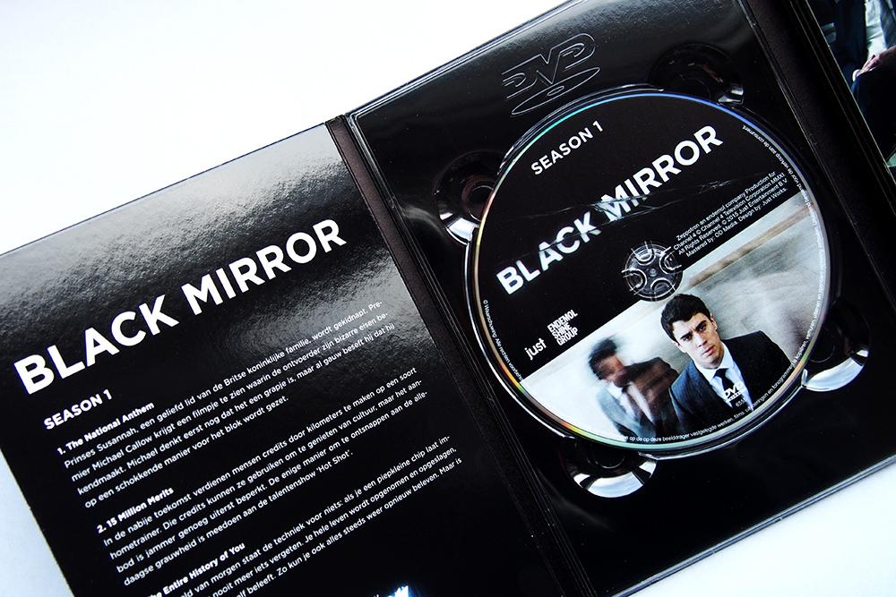 Black Mirror seizoen 1