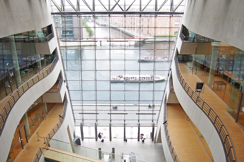 Bibliotheek van Kopenhagen