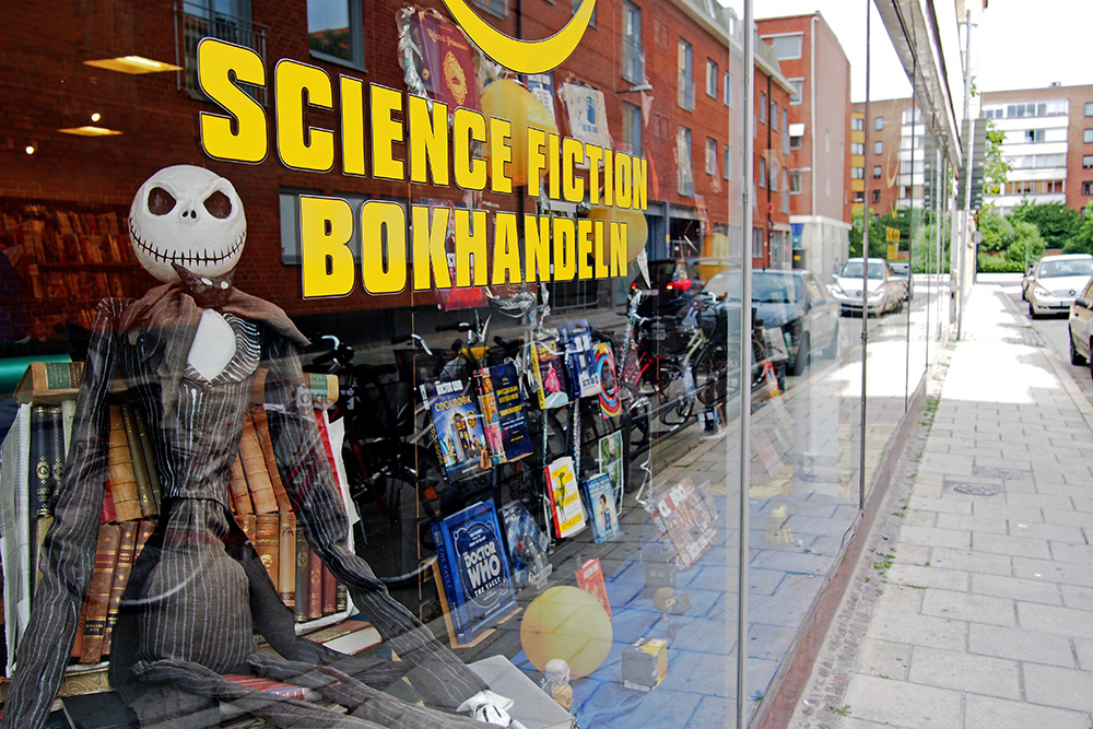 Science Fiction Boekhandel Malmö
