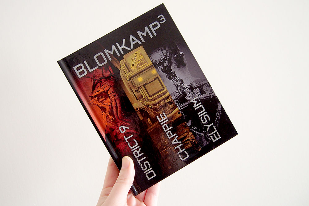 Neill Blomkamp: Elysium, District 9, Chappie