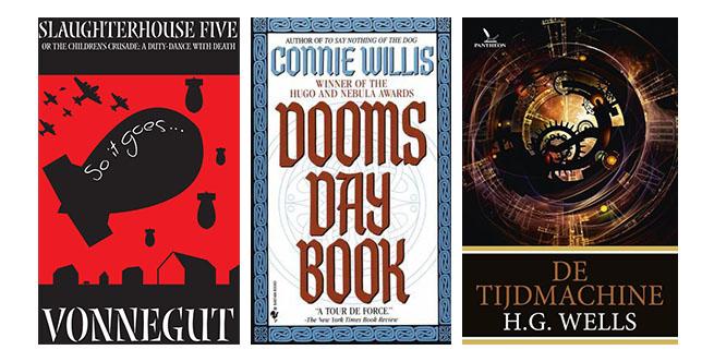 boeken over tijdreizen