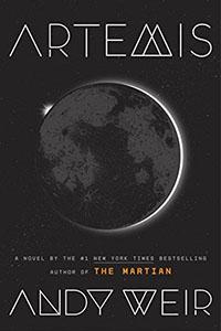 Artemis: Andy Weir neemt ons mee naar de maan