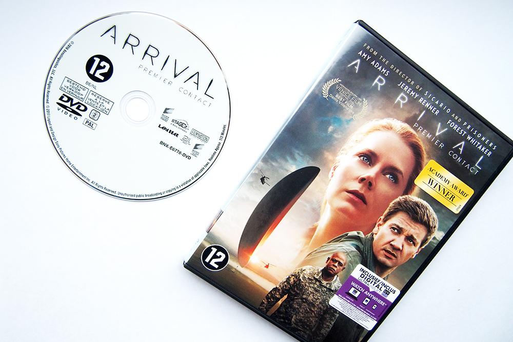 films over buitenaardse wezens: Arrival