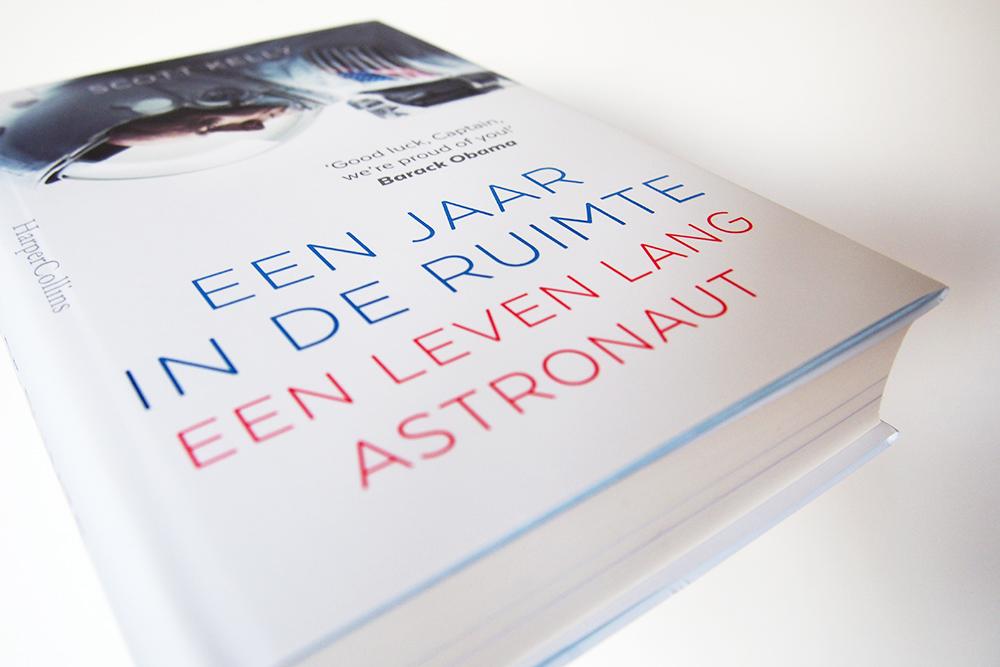 Een jaar in de ruimte. Een leven lang astronaut. Scott Kelly.